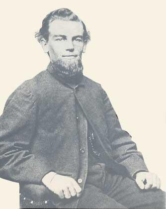 Benjamin Briggs capitano della Mary Celeste