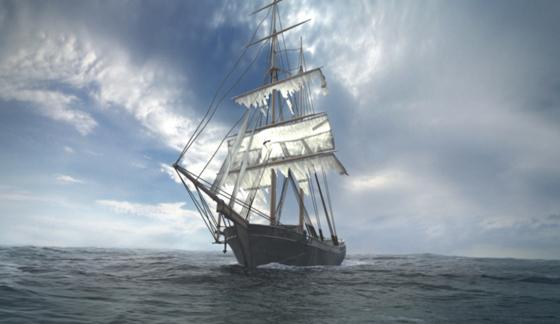 Mary Celeste vascello fantasma
